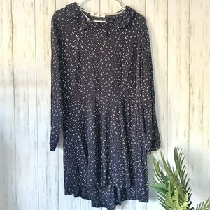 Ryder | Midnight Dot Dress Size 12